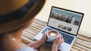 Wonen in Rotterdam website