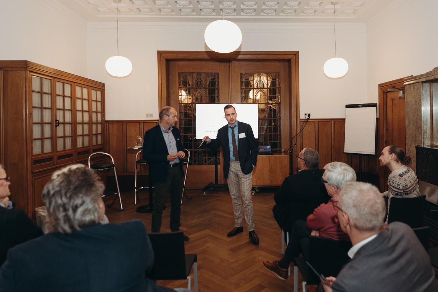 Weerman Reinier van den Berg over klare klimaattaal